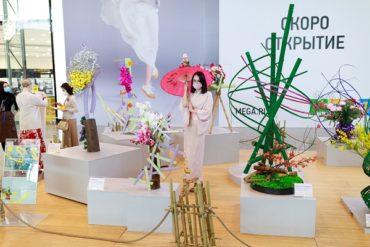 Когда цветет сакура: МЕГА Белая Дача встретила весну по-японски