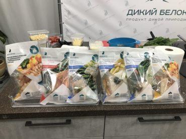 Производители продукции «Дикий белок» рассказали, как можно запекать рыбу в кипящей воде