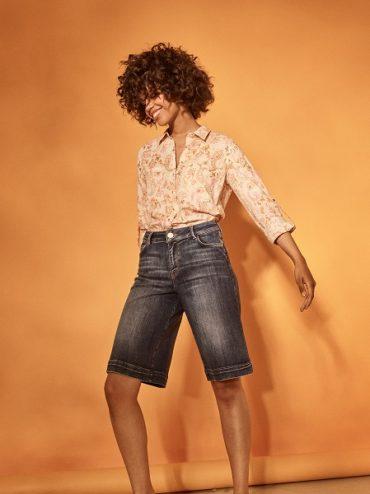 Shopping Live и бренд Mos Mosh объединили скандинавский и итальянский стили в весенней коллекции
