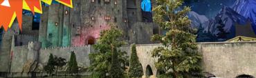 Открылась сказочная зона «Отель Трансильвания» на «Острове Мечты»