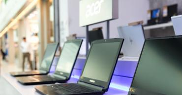 В России открылся первый офлайн-магазин Acer