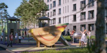 «Сити-ХXI век» открыла продажи квартир в миниполисе «Восемь клёнов»