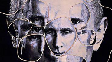 Картина «Всевидящий В» Дэвида Датуна завоевывает новое цифровое пространство