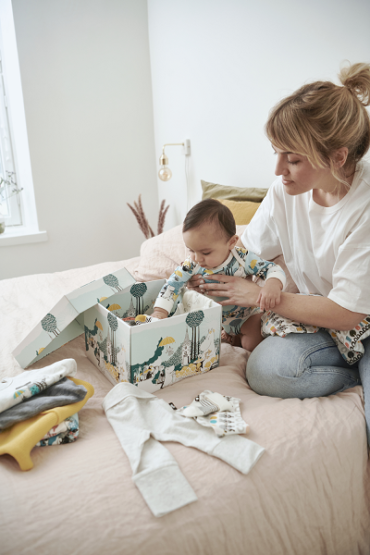Волшебные наборы для новорожденных REIMA BABY BOX
