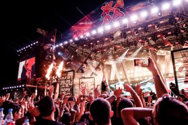 Фестиваль ЖАРА: 5 дней грандиозного open-air в Лужниках!