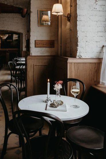 Caffé Mandy's на Покровке: брассери + лавка + магазин