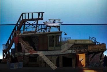 Премьера спектакля «Чудесный грузин» в МХАТ им. М. Горького