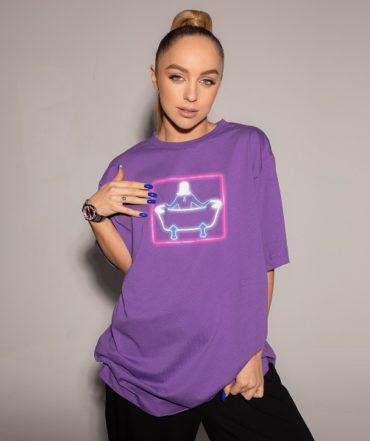 Больше, чем футболка: Мари Краймбрери и бренд DNK представили модную коллекцию