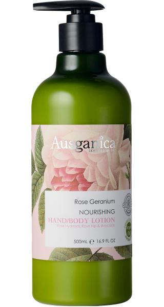 Лосьон для тела «Розовая Герань»