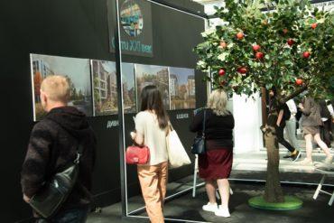«Сити-XXI век» приняла участие в 26-ой выставке АРХ Москва