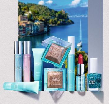 Вдохновение Италией: лимитированная коллекция макияжа ACQUA di Portofino от Faberlic
