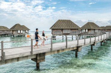 Лови волну: неповторимый сёрф-кэмп на Мальдивских островах