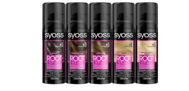 Syoss Root Retouch: новая формула и новый оттенок