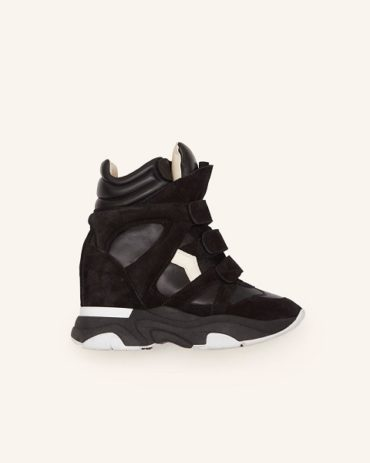Новые кроссовки Baleskee от Isabel Marant