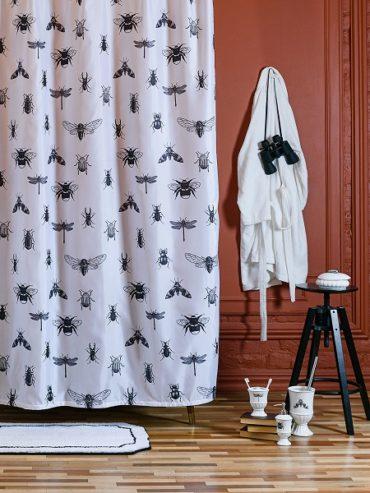 «Леруа Мерлен» представляет коллекцию для ванной комнаты в стиле ар-нуво — Buzz Fauna