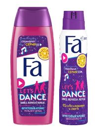 Fa теперь для подростков: новая линейка средств с яркими и свежими ароматами для девушек и парней