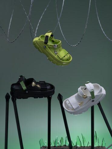Создайте свой собственный новый и смелый летний стиль с коллекцией Crocs X SANKUANZ