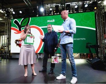 Бренд «Майский» получил премию «Здоровое питание 2021»