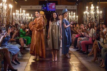 Fashion конференция и модный показ Первой Женской Академии