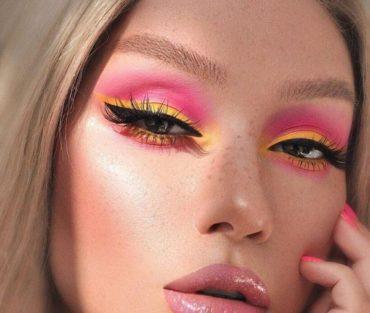 5 трендов макияжа глаз