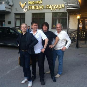 Группа «Зодчие» даст сольный концерт в «Гнезде глухаря»