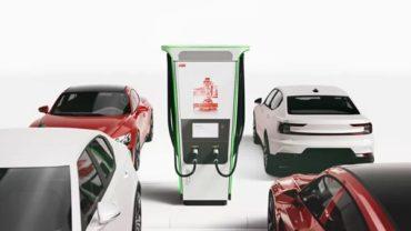 ABB выпустила самую быструю в мире зарядную станцию для электромобилей