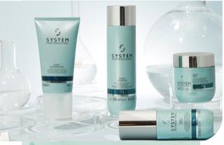 SYSTEM PROFESSIONAL: коллекция Purify для очищения кожи головы