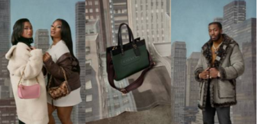 Coach представляет новую коллекцию COACH x SCHOTT NYC