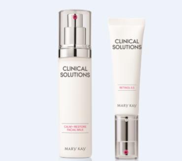 Дерматокосметическая система Clinical Solutions. Управляй возрастом кожи!